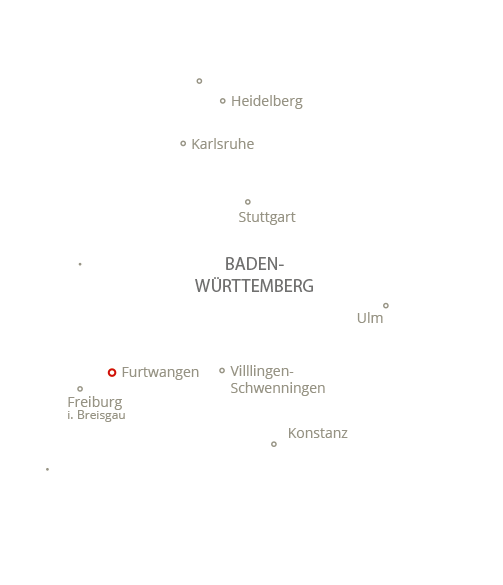 Karten Baden-Württemberg