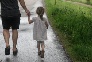 Spaziergang im Vorderschützenbach nach dem Regen