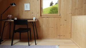 Seilerhansenhof Auszeit Alleinlage Ferienhaus Arbeit mit Aussicht