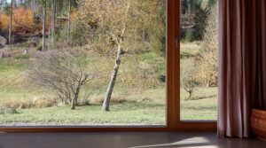 Wohnraum Herbst Furtwangen Vorderschützenbach Ferienhaus am früheren Seilerhansenhof